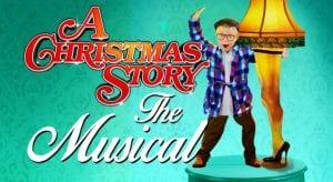 A Christmas Story North Charleston Coliseum