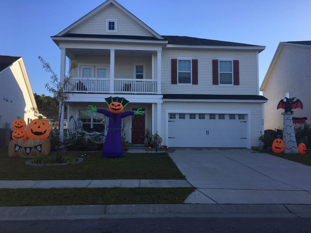 Halloween in North Charleston