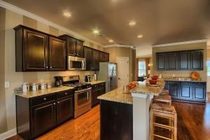 Crescent Homes Kitchen