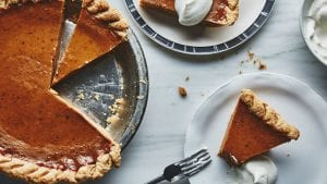 Bon Appetit's Best Pumpkin Pie